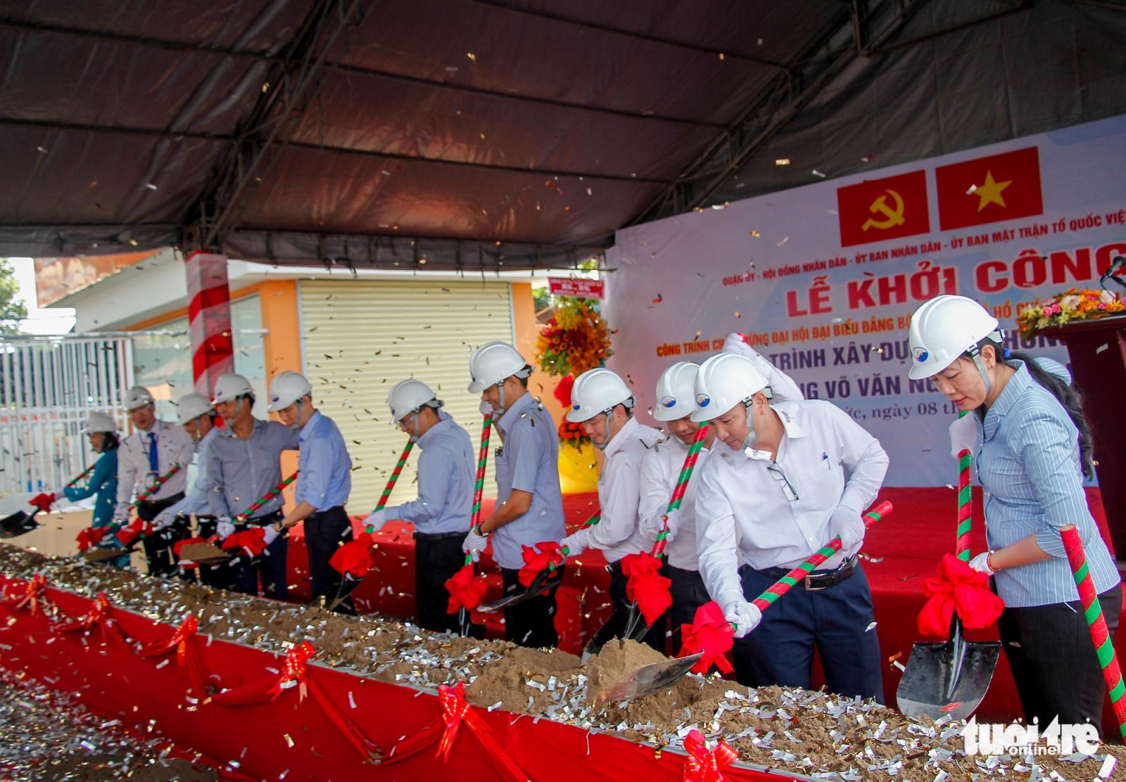 Tập đoàn Anh Vinh trúng gói thầu xây lắp hệ thống thoát nước tại TP.HCM